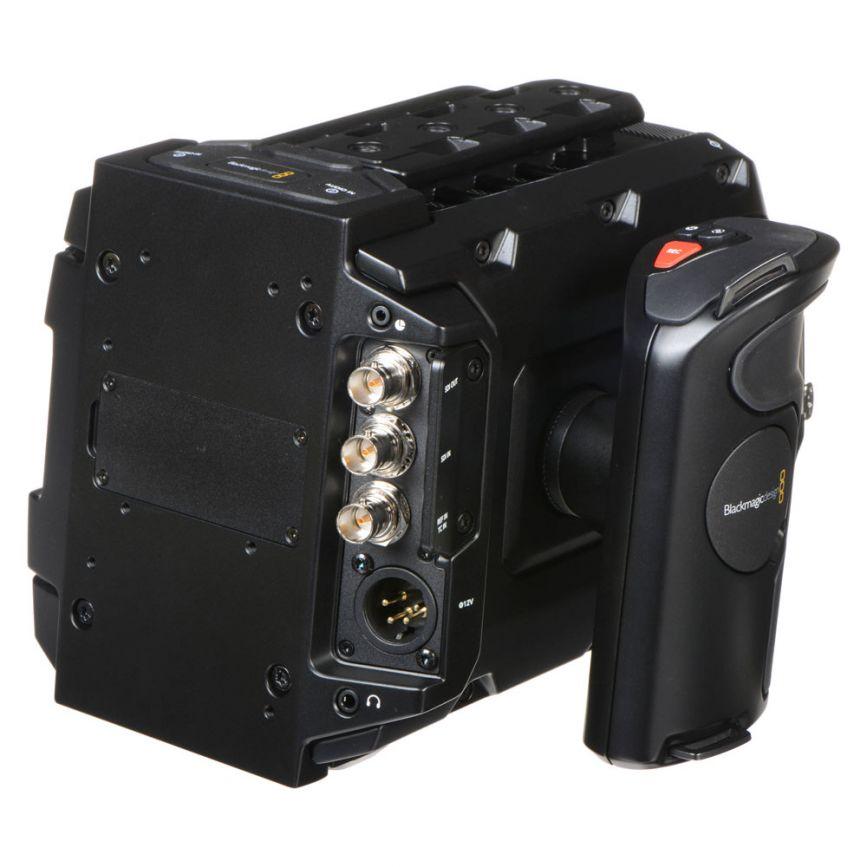 Blackmagic Design Ursa Mini Pro 4 6k G2 Digital Cinema Camera New