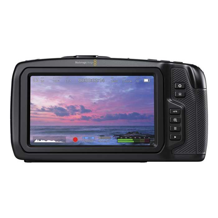 Blackmagic Design Pocket Cinema 4k Camera New