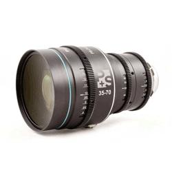 P+S PS-Zoom 35-70mm Anamorphic Lens