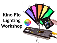 Kino Flo Lightiing Workshop