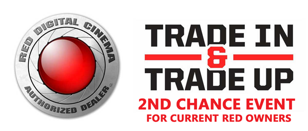 RED Trade In & Trade Up Event
