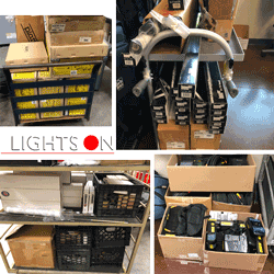 Used & New Gear from Lights On