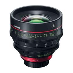 Canon 20mm T1.5 Cinema Prime